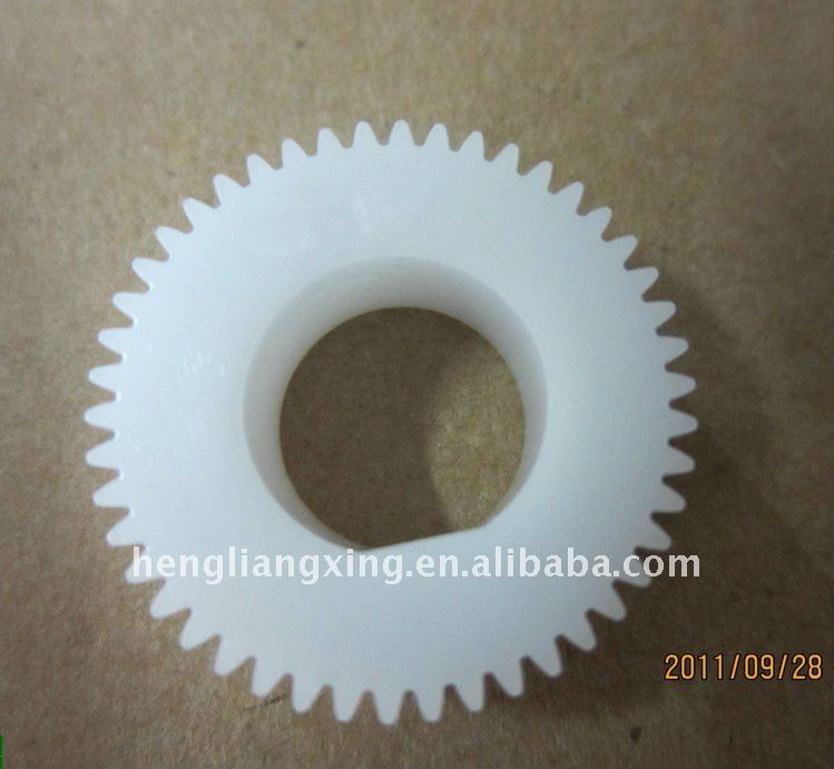 plastic injection mould & plastic gear