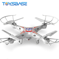 WIFI 4CH RC Gyroscope DIY Flying Toy Dron With Camera HD