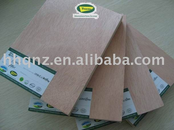 Red Hardwood/Meranti/Lauan Plywood