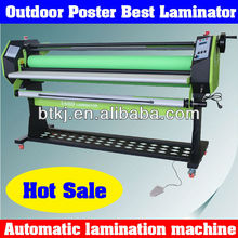 Best Quality Hot Sale Hot Lamination Machine without Snow Bubble,Automatic Outdoor Poster Hot Laminator Machine for Sale