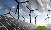 Off Grid Hybrid Solar Wind Power System 5kw