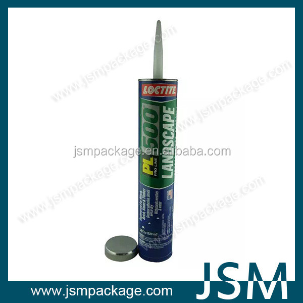 JSM silicone sealant empty cartridge for construction