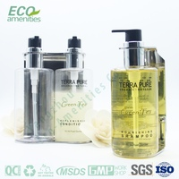 Modern Promotion touchless hand sanitizer & soap dispenser is hotel soap