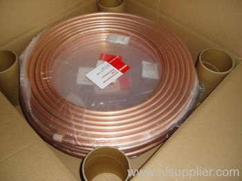 Pancake Copper Coil for Airconditioner