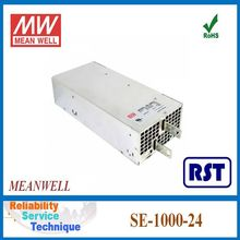 Mean Well 1000W Single Output SE-1000-24 Enclosed Switching Power Supply