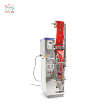 small sachets plastic cashew nuts filling machine / cashew nut packing machine