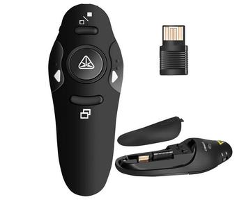 Pen mouse wireless laser pointer , powerpoint wireless presenter