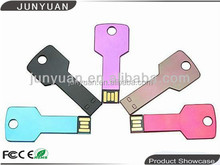 Cheapest price real capacity laser logo printing metal usb key