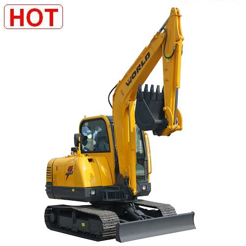 hydraulic excavaor for sale 6t, w265