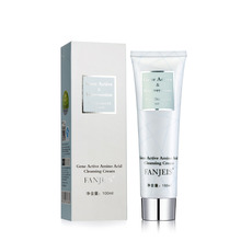 China manufactor amino acids cream deep magic cleansing cream