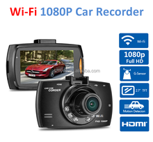 1080P wifi car dvr