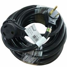 Nema tt-30 30mA 250V UL standard disccator power cord plug with 3pole with wire SO for outside use