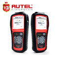 New AUTEL Autolink AL519 with Color Screen OBDII/CAN Scan Tool Retrieves generic Turns off Check Engine Light free online update