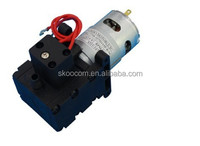 80psi 12v high pressure water pump for car wash / irrigation water pump