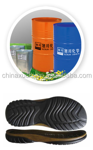 PU resin for slippers and sandals A-2260/B-8580