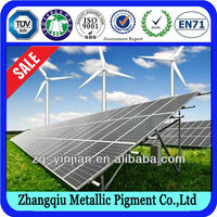 2014 Hot Sale !!! China Biggest Manufacture! Aluminum Powder for Solar Cell