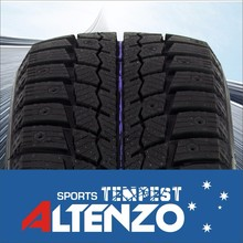 Altenzo brand japanese tire manufacturers from PDW group, Sports Tempest 195 60R15 88T