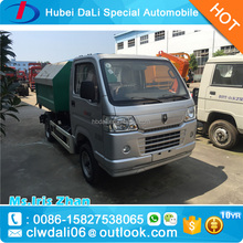 hook lift/ hook arm garbage truck, roll on roll off garbage truck