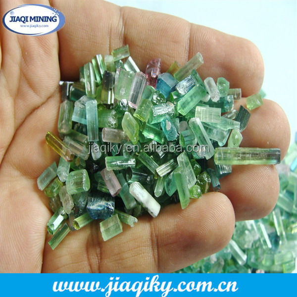 Good quality low price rough watermelon tourmaline wholesale