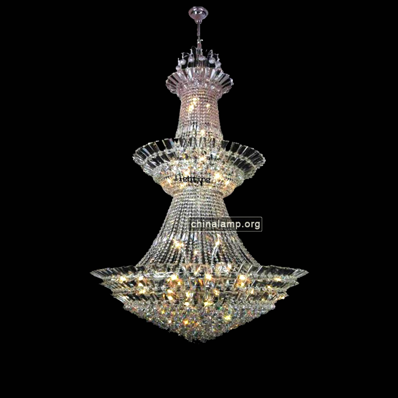 2016 Guzhen manufacturers chic decoration golden crystal chandelier