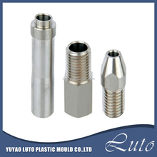 Customized Aluminum Turning Components Cnc Machined Small Metal Parts