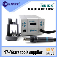Lead free Hot Air Soldering Station QUICK 861DW