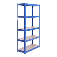 90x40x180 cm Heavy Duty Metal Rack Garage Home warehouse <strong>shelf</strong>