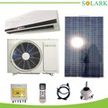 2015 excellent quality 100% solar powered air conditioner, 5200W/18000BTU/1.5HP