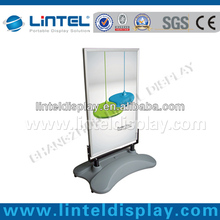 Alibaba Top Manufacturer sidewalk poster board with water fill base holders at best price rate