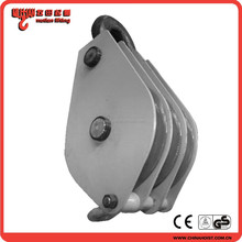 hot selling high qulaity triple sheave snatch pulley block