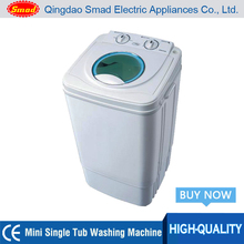 7kg Mini Portable Single Tub Semi Automatic Washing Machine made in China