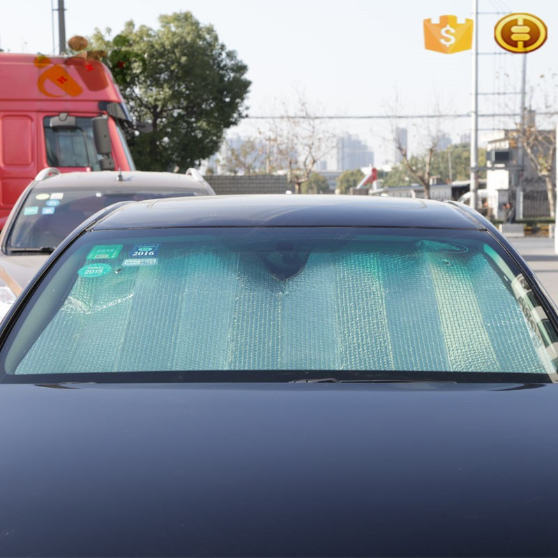 infant car seat sunshade and car front sun visors