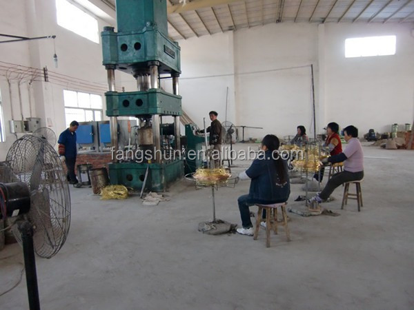 2016 Fanshun Extruder machine for Brass rod and Aluminium
