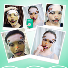 Hydrating Moisture Animal Facial Mask Water Embellish Skin Facial Mask Face Care Treatments