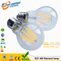 360 Degree A50 4w6W Led Filament