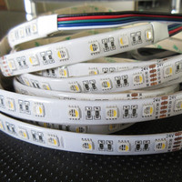 12v 24v 5050 rgbw retrofit led strip strap light