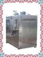 Programmable Commercial automatic meat smoking oven for smoked meat,fish,chicken,duck,bacon,salami,sau for sale with CE approved