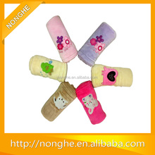 2016 Popular product Lovely bath towel towels/baby bath towel for promotion