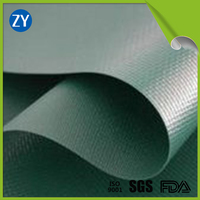 450gsm anti-UV PVC knife coated fabric