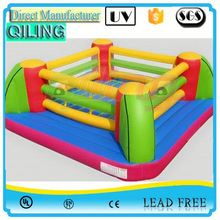 china product bounce fighting small inflatable boxing ring for promotion
