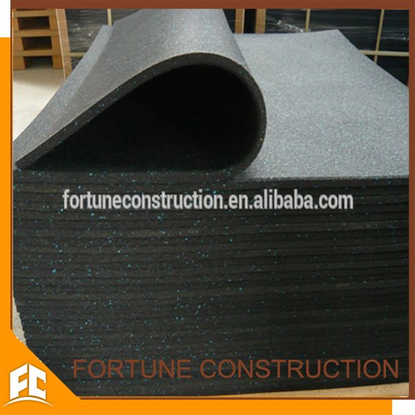 Factory wholesale best Quality Rubber Floor in roll and tile for outdoor and indoor used