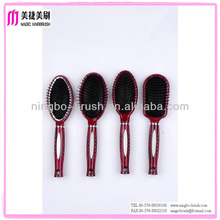parts of hair brushes ningbo home dollar chain store supplier hair brush parts pertection hair brush wholesale