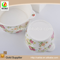 Professional Ceramic preservation ceramic pasta bowl wholesale with high quality