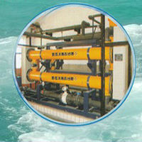 Seawater Electrolytic Sodium Hypochlorite Generator for Water Treatment