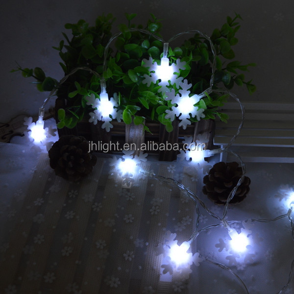 2016 New Product custom LED snowflake lights flashing rope lighting christmas snowflake for wall or street decor