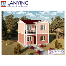 China supply affordable Inexpensive Modular Homes Log Cabin