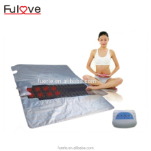 Hot sale hot far heating body wrap exclusive distributor wanted thermal slimming infrared sauna blanket