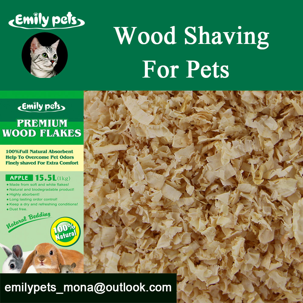 Emilypets silver birch wood chips