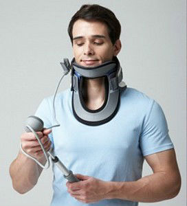Neck Traction Therapy Disk Dr. Neck CS300
