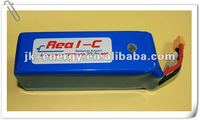 40C 5200mAh 22.2V li polymer battery pack
